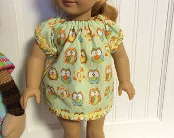 1-Dress doll can fit 16 to 18 inch doll like American Girl and Waldorf doll
