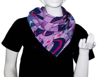 Clearance Sale & Free shipping - Twilight Sparkle Bandana / Scarf (My Little Pony: Friendship is Magic / Equestria Girls) Handkerchief