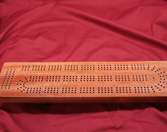 0376 Cribbage Board