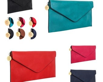 Custom Handbag | Gift Ideas for Her | Gifts for Her | Personalized Handbag | Personalized Clutch Bag |Personalised Bag | Envelope Clutch Bag