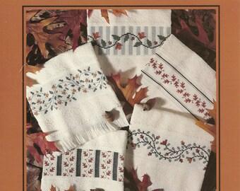 Fingertip Towels Cross Stitch Charts
