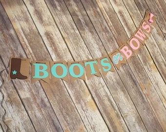 Boots And Bows Etsy