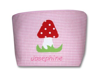 wash bag, diaper bag