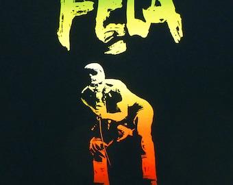 Fela Kuti T shirt S, M, L, XL