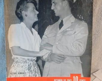 Life magazine 1943 , October 18