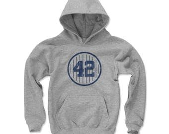 Mariano Rivera 42 B New York Officially Licensed Youth Hoodie S-XL