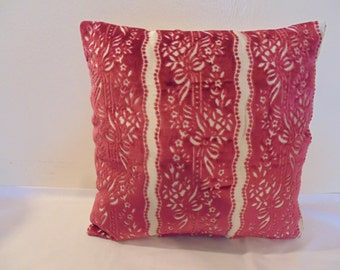 Designers Guild Fabric Royal Collection Gilpin Rouge Cushion Cover