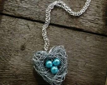 Customizable Heart Nest