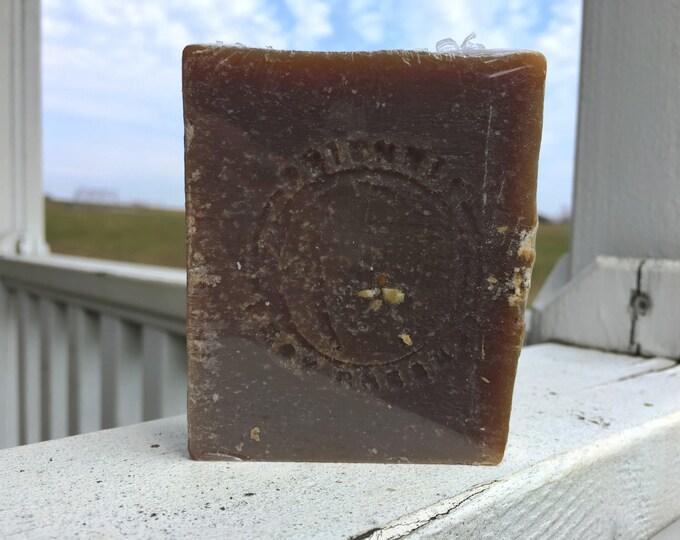Soap - Oatmeal Milk Vegan Soap, Cold Process Soap, Bar Soap, Handmade Soap, Natural Soap, Oats, Exfoliant