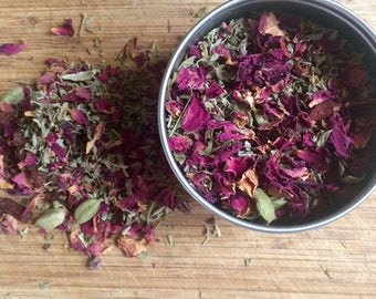 A Witch in Love herbal tea blend