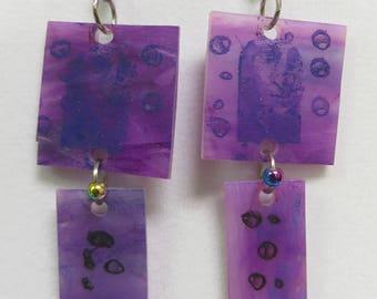 MonaLisa earrings