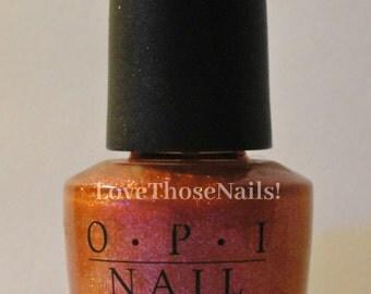 OPI Wing It  Vintage Nail Polish Lacquer NL D32