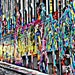 Graffiti Street Art Melbourne Hosier Lane City HDR Print Photography