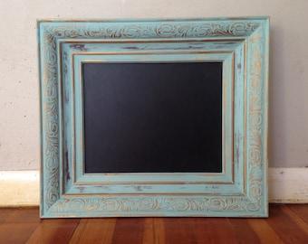 Gorgeous Vintage Chalkboard Frame