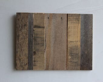 Colorado State Wall Hang Sign, Rustic Reclaimed Wood Home Decor, wedding guestbook