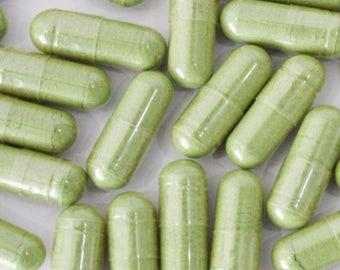 Moringa Leaf Capsules - Certified Organic