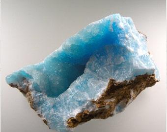 Hemimorphite Druzy Mineral, Hemimorphite Mineral, Druzy,  Mineral Specimen, Crystal Specimen,Gift Mineral,Crystal Specimen, Arizonacrystalco