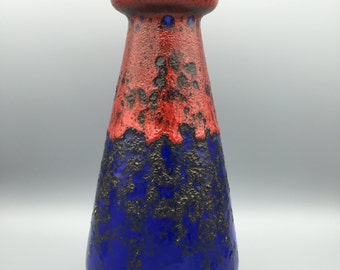 Dümler & Breiden  119 - 30 vintage Mid Century Modern vase  from the 1970s West Germany. WGP.