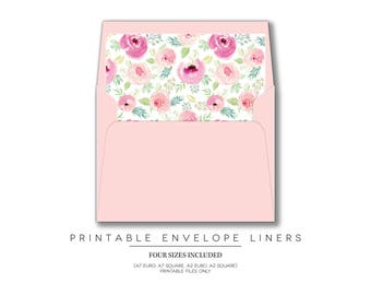 a7 envelope liners