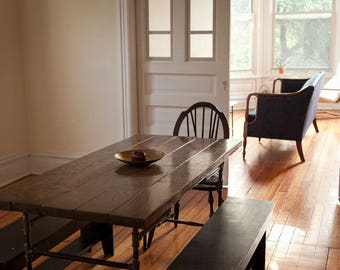 Rustic Dining Table / Kitchen Table