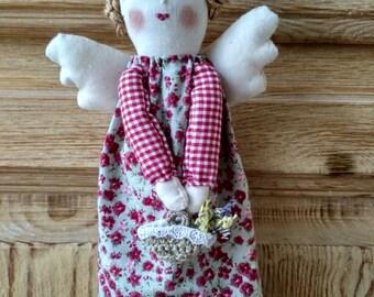 Fabric Angel doll