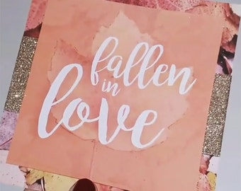 Fallen in Love Wedding Stationery