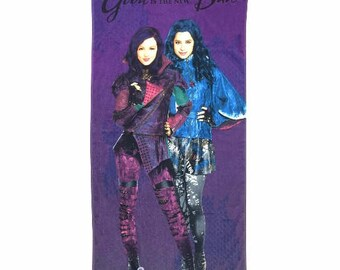 Disney Descendants Good is the new Bad Beach Towel - Personalized Beach Towel