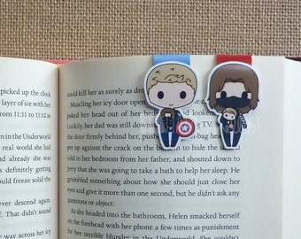 Small Magnetic Bookmarks • Forever Buddies