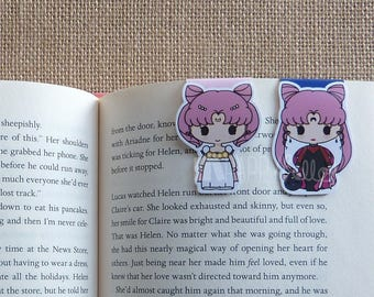Magnetic Bookmarks • Little Princess