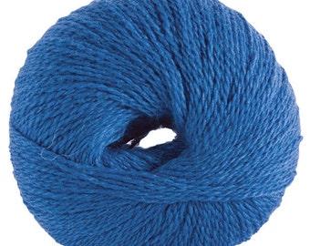 KNIT PICKS Palette Yarn, Fingerling, 50g, 231 Yds, Color - Blue