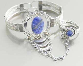 Slave Bracelet Hand Chain Ring Bracelet Bracelet Hand Jewelry hand chain bracelet silver bracelet ring chain bracelet silver bracelet