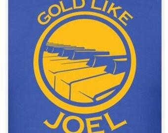 Umphreys McGee Gold Like Joel Warriors Lot Shirt | Men's