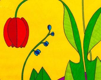 Tulip Violin