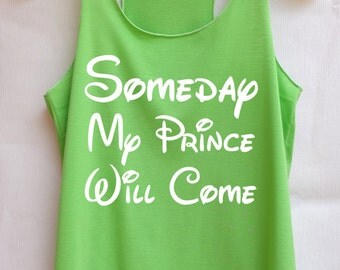 Flock Someday My Prince will come - Disney shirt,Disney tank top,Princess shirt,Princess tank top,Christmas shirt,Christmas tank top