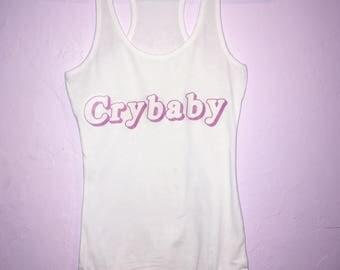 Crybaby Tank Bodysuit
