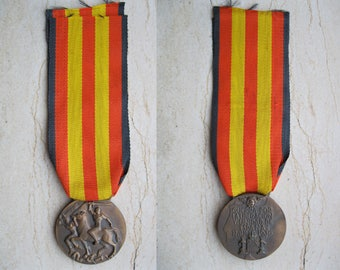 Medal for Spanish Campaign, 1936