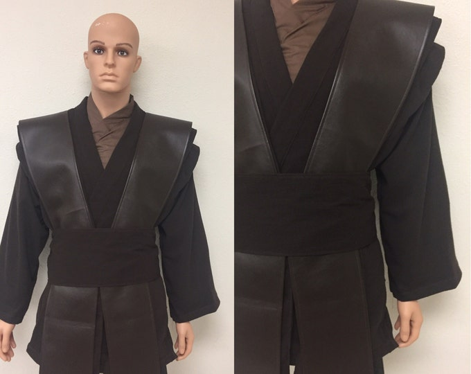 Star Wars Anakin skywalker Tunic, Tabards , Obi set Episode 3