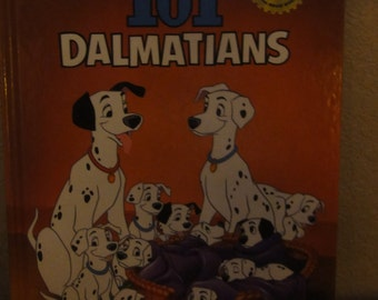 Vintage 1995 Disney 101 Dalmation/Classic Storybook Collection