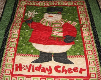 Holiday Cheer wall hanging is still available. 26X33.