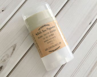 Sensitive Deodorant - Baking Soda FREE Deodorant - Vegan Deodorant - Organic Deodorant - Extra Gentle Deodorant - Non Toxic - Cruelty Free