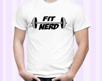 Fit Nerd Men Shirt
