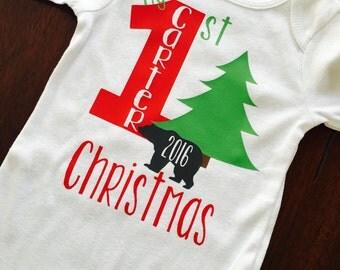 Baby boy Christmas. Christmas. First Christmas. Baby boy. Baby girl. Christmas. Baby bear. Bear baby.