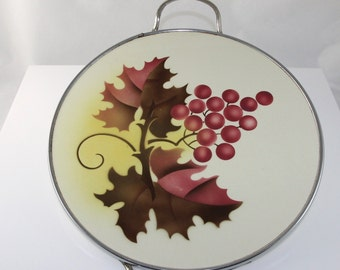 Vintage patisserie cake platter