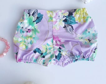 One of a Kind, Mia, Flat Front Shorts - ready to ship