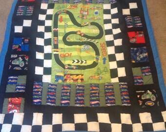 Car Quilt Pattern Etsy