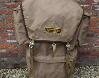 vintage backpack, rucksack from the famous brand Karrimor