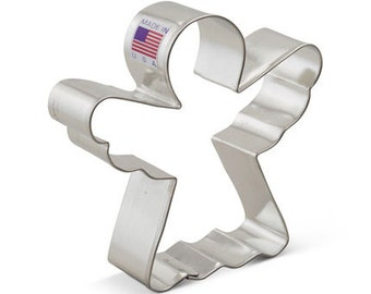 MEDIUM ANGEL Cookie Cutter