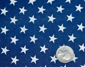 """24 - 5""""x5"""" - American Flag Stars with Blue Background"""