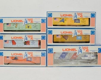 Lionel Spirit of 76 Locomotive Set; New Never Ran Freight Car United States; FREE Shipping U.S.A.