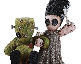 Mad Stitch Love - Frankenstein - Monster Love - Wedding Cake Topper